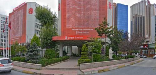 Panorama banka — Ziraat Bankası Genel Müdürlüğü-Maslak — Sarıyer, foto №%ccount%