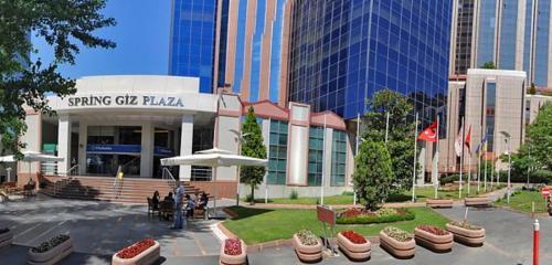 Panorama banka — Türkiye Finans Maslak Şubesi — Sarıyer, foto №%ccount%
