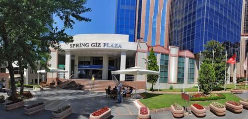 Panorama emlak ofisi — Plaza Cubez — Sarıyer, foto №%ccount%