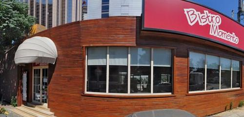 Panorama kafe — Maslak plazalar büfe kumpir — Sarıyer, foto №%ccount%