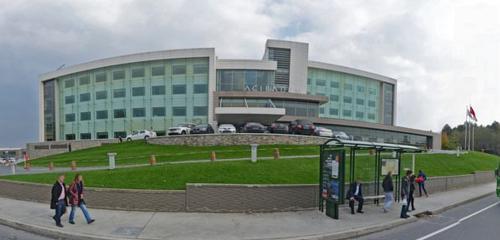 Panorama manikür-pedikür — Acıbadem Maslak Hastanesi Kuaför — Sarıyer, foto №%ccount%