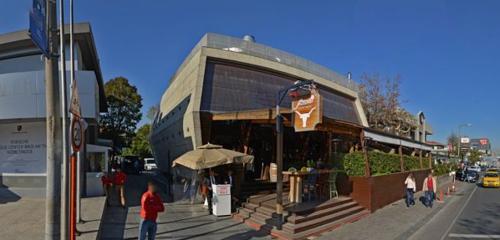 Panorama restaurant — Nusr-Et Steakhouse Etiler — Besiktas, photo 1