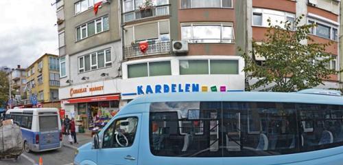 Panorama pazarlar ve çarşılar — Cabbarlar Market — Sarıyer, foto №%ccount%