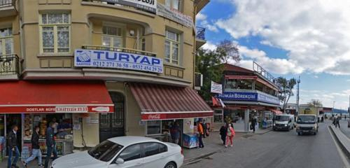 Panorama kafe — Evin Kafeterya — Sarıyer, photo 1