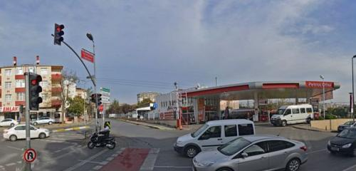 Panorama benzin istasyonu — Derpet Petrol Ofisi — Üsküdar, foto №%ccount%