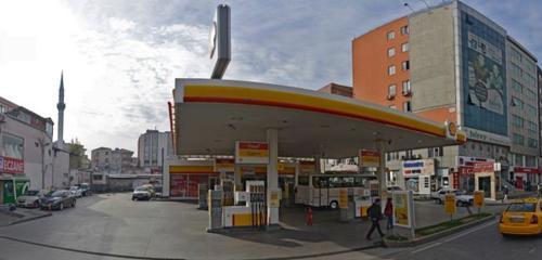 Panorama benzin istasyonu — Shell — Ümraniye, foto №%ccount%