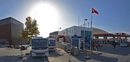 Panorama benzin istasyonu — Petrol Ofisi — Maltepe, photo 1