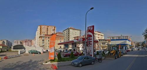 Panorama benzin istasyonu — Pacific — Maltepe, photo 1