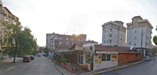 Panorama kafe — Çakar Cafe — Maltepe, photo 1