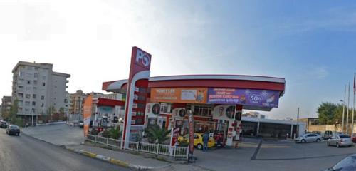 Panorama benzin istasyonu — Petrol Ofisi — Maltepe, foto №%ccount%