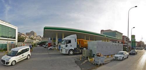 Panorama benzin istasyonu — BP — Çekmeköy, foto №%ccount%