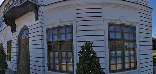 Панорама музей — Музей Дворец Марли — Петергоф, фото №1