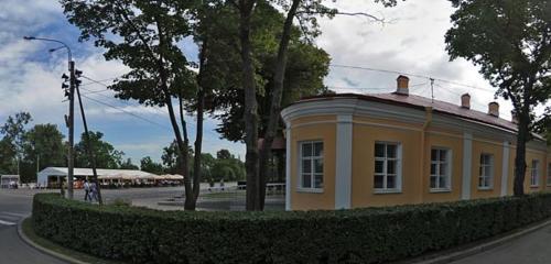 Панорама музей — Государевы потехи — Петергоф, фото №1