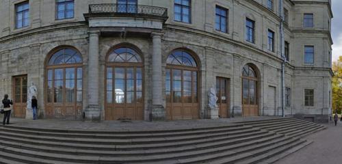 Панорама музей — Большой Гатчинский дворец — Гатчина, фото №1