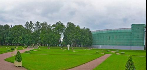 Панорама музей — Музей-заповедник Гатчина — Гатчина, фото №1