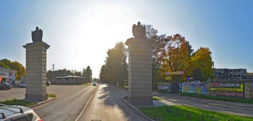Панорама достопримечательность — Смоленские ворота — Гатчина, фото №1