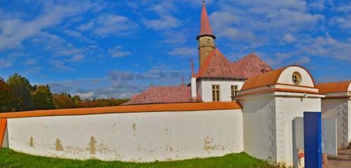 Панорама музей — Приоратский дворец — Гатчина, фото №1