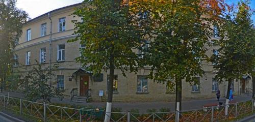 Панорама музей — Музей истории Гатчины — Гатчина, фото №1
