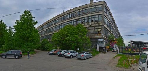 Панорама металлообработка — Завод Контакт — Санкт-Петербург, фото №1