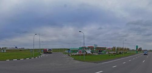 Панорама АЗС — Белоруснефть — Витебск, фото №1