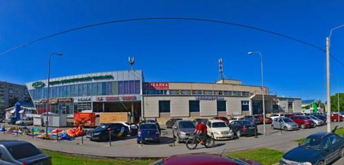 Панорама салон бровей и ресниц — Giza Brows — Санкт-Петербург, фото №1