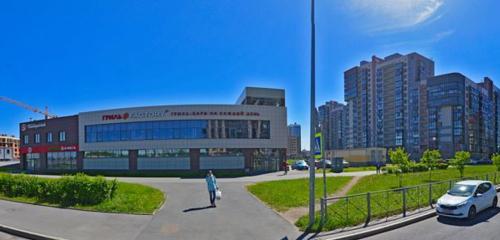 Панорама ресторан — Гриль Factory — Санкт-Петербург, фото №1