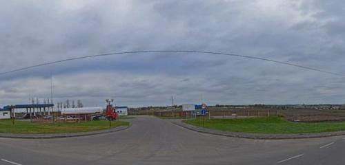 Панорама АЗС — Газпромнефть — Витебск, фото №1