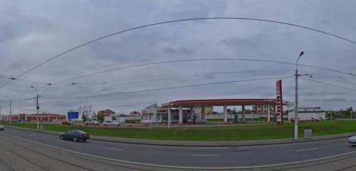 Панорама АЗС — Лукойл — Витебск, фото №1