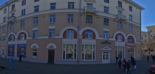Панорама аптека — Добрыя лекi — Витебск, фото №1