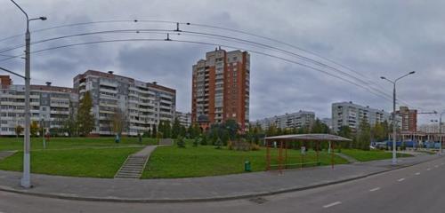 Панорама памятник, мемориал — Воинам-интернационалистам — Витебск, фото №1