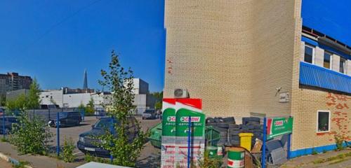 Панорама автосервис, автотехцентр — LRservice — Санкт‑Петербург, фото №1