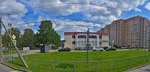 Панорама почтовое отделение — Отделение почтовой связи Санкт-Петербург 197374 — Санкт-Петербург, фото №1