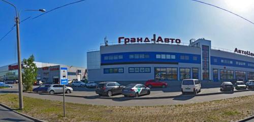 Панорама автосервис, автотехцентр — StoVesta — Санкт-Петербург, фото №1