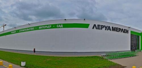 Панорама строительный гипермаркет — Леруа Мерлен — Санкт-Петербург, фото №1