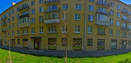 Панорама администрация — Гавань — Санкт-Петербург, фото №1