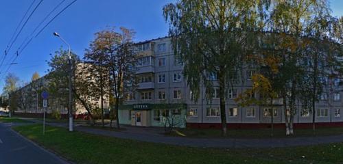 Панорама аптека — Ясса аптека № 9 — Витебск, фото №1