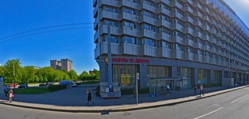 Панорама телекоммуникационная компания — ПлазаТелеком — Санкт-Петербург, фото №1