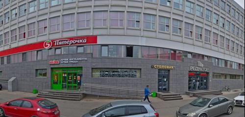 Панорама бизнес-центр — Редуктор — Санкт-Петербург, фото №1