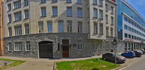 Панорама общежитие — Санкт-Петербургский горный университет, Общежитие № 1 — Санкт-Петербург, фото №1
