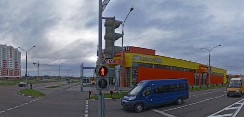 Панорама магазин мебели — Пинскдрев — Витебск, фото №1