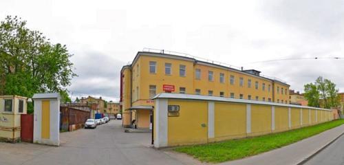 Панорама учебный центр — Северный Путь — Санкт-Петербург, фото №1