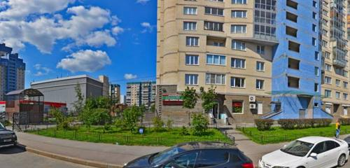 Панорама магазин головных уборов — Магазин Мир Шапок — Санкт-Петербург, фото №1
