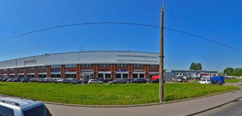 Панорама экспресс-пункт замены масла — AKSA MOTORS — Санкт-Петербург, фото №1