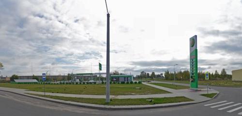 Панорама АЗС — Белоруснефть — Могилёв, фото №1