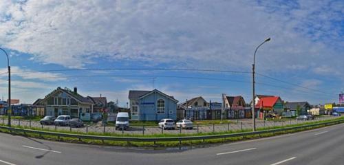 Панорама строительство дачных домов и коттеджей — Твой Терем — Санкт-Петербург, фото №1