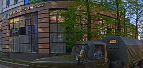 Panorama artistic group — Hotel Ritz band — Saint Petersburg, photo 1