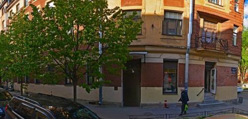 Панорама кофейня — Pasteis & coffee — Санкт-Петербург, фото №1
