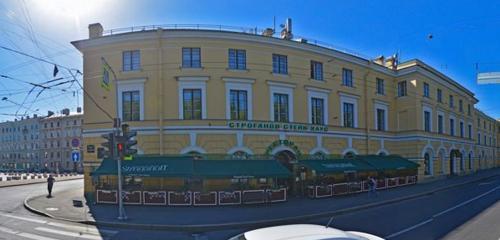 Панорама ресторан — Stroganoff Steak House — Санкт‑Петербург, фото №1