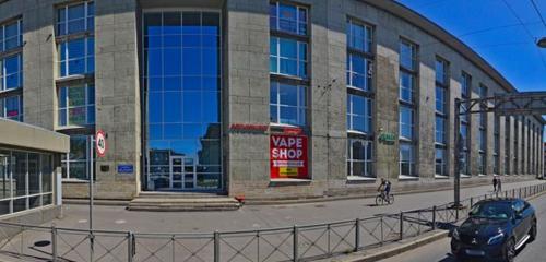 Панорама промышленное строительство — Водорой — Санкт‑Петербург, фото №1