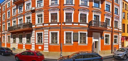 Панорама парикмахерская — Парикмахерская-кофейня RooM — Санкт-Петербург, фото №1